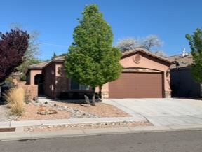 Photo of 1916 COUNT FLEET Street SE, Albuquerque, NM 87123 (MLS # 991983)