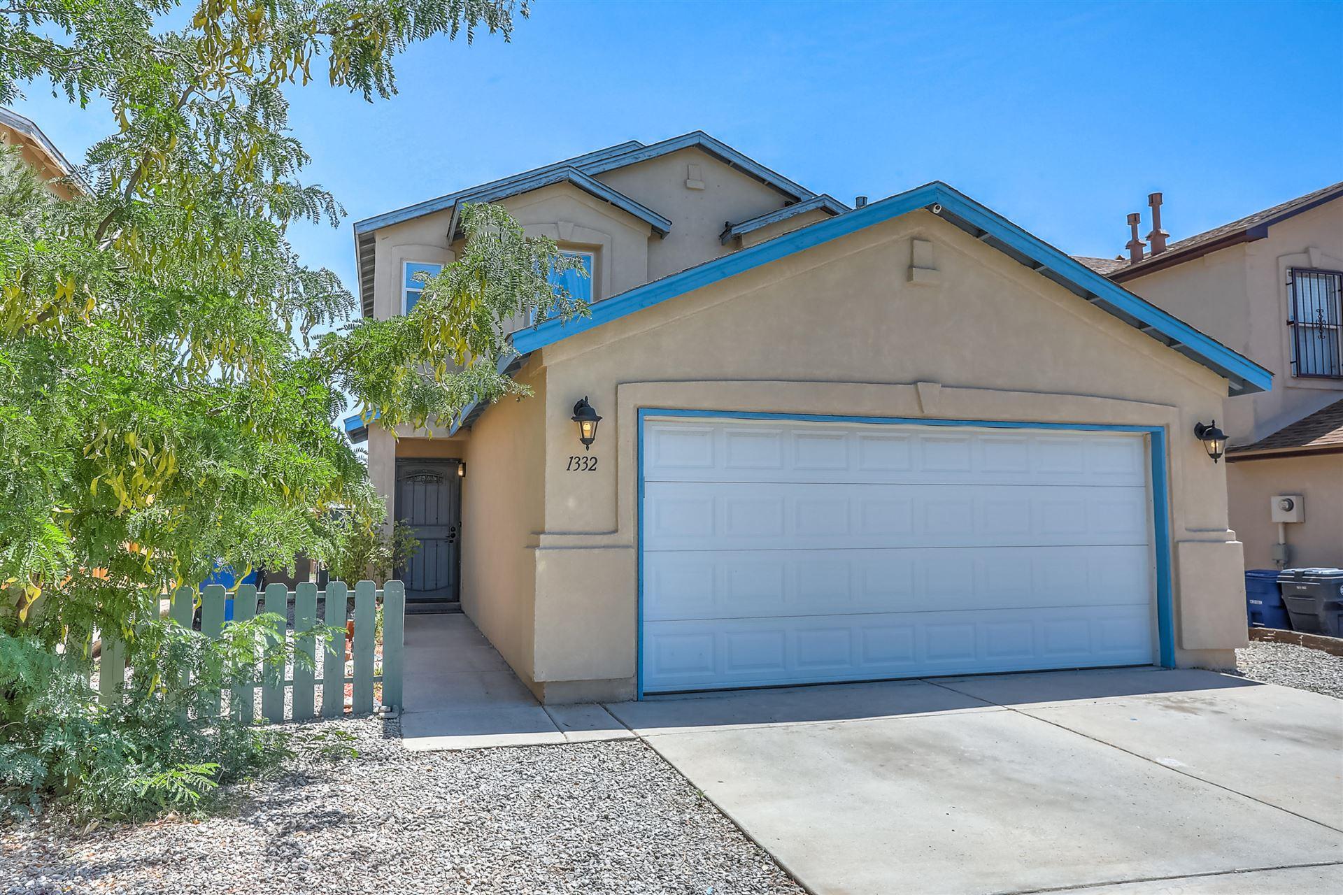 1332 OJO SARCO Street SW, Albuquerque, NM 87121 - #: 972983