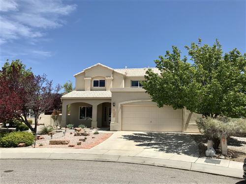 Photo of 504 WINEMA Court SE, Albuquerque, NM 87123 (MLS # 995984)