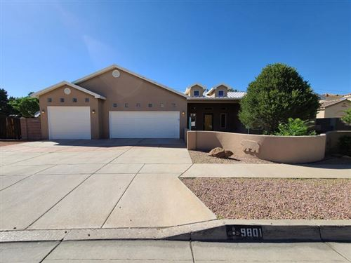Photo of 9801 BOULDER Street NW, Albuquerque, NM 87114 (MLS # 971985)