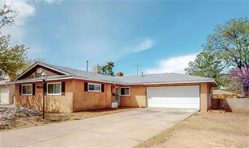 Photo of 3125 INDIANA Street NE, Albuquerque, NM 87110 (MLS # 989985)
