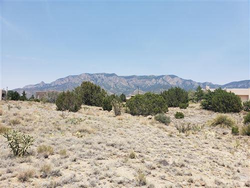 Photo of 6705 SALTBUSH Court NE, Albuquerque, NM 87111 (MLS # 994985)
