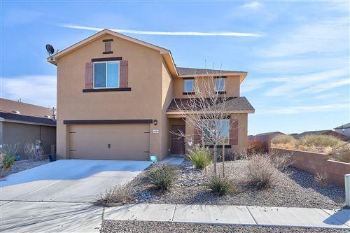 Photo of 11024 BOWIE Road SW, Albuquerque, NM 87121 (MLS # 983986)