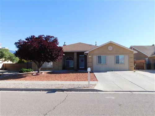 Photo of 2216 Stallion Street, Los Lunas, NM 87031 (MLS # 990986)