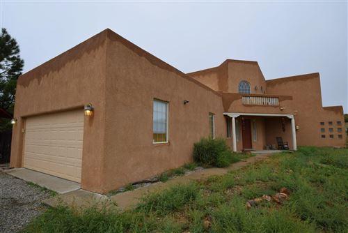 Photo of 131 FIVE HILLS Drive, Tijeras, NM 87059 (MLS # 976987)