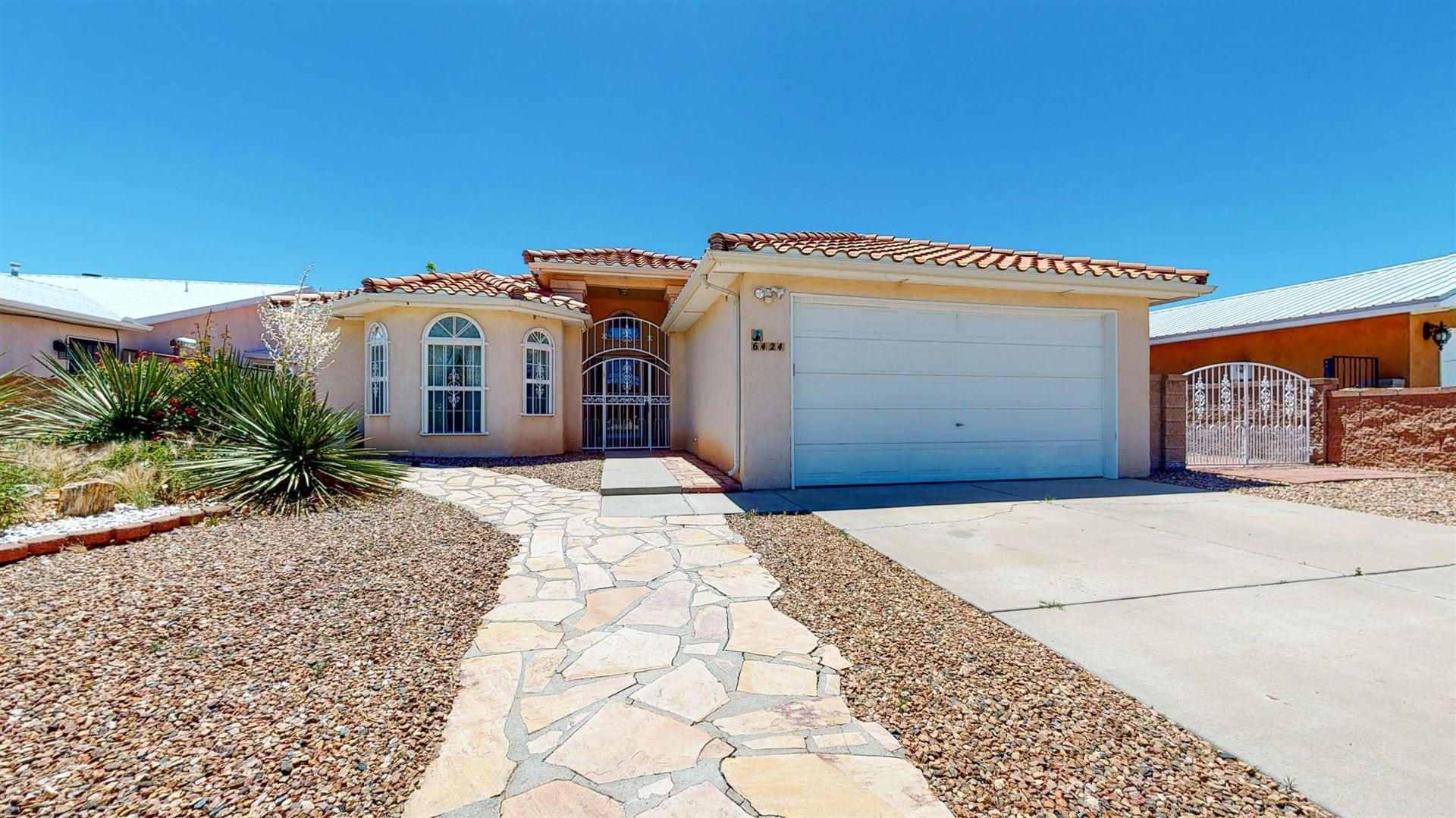 6424 Mojave Street NW, Albuquerque, NM 87120 - #: 968987