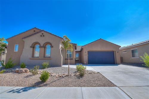 Photo of 6728 Vista Luces Street NW, Albuquerque, NM 87120 (MLS # 976988)