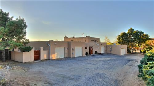 Photo of 868 Tramway Lane Court NE, Albuquerque, NM 87122 (MLS # 979988)