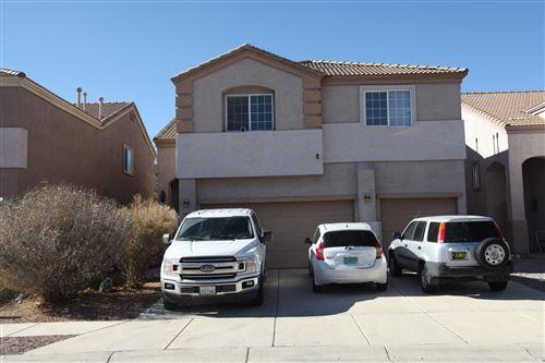 Photo of 8923 BALSAM GLADE Road NW, Albuquerque, NM 87114 (MLS # 983988)