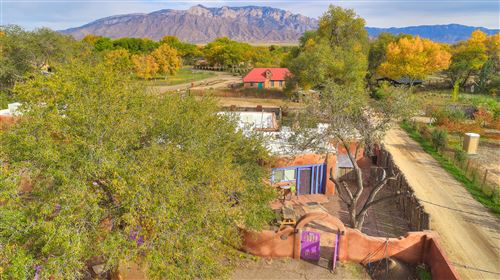 Photo of 250 Moongate Road, Corrales, NM 87048 (MLS # 942989)