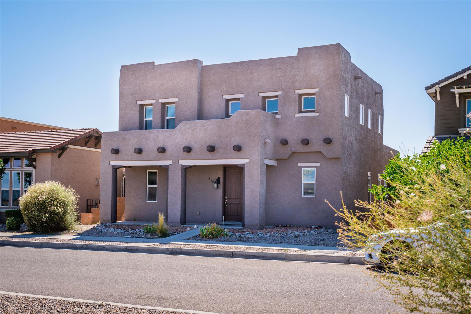 Photo of 8208 Go West Road NW, Albuquerque, NM 87120 (MLS # 979989)