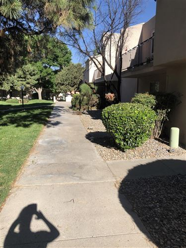Photo of 3501 JUAN TABO Boulevard NE #K10, Albuquerque, NM 87111 (MLS # 969990)