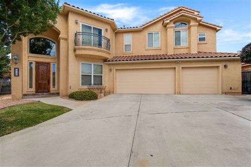 Photo of 8415 TIERRA MORENA Place NE, Albuquerque, NM 87122 (MLS # 972990)