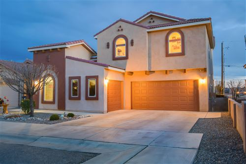 Photo of 8905 BROOKDALE Court NE, Albuquerque, NM 87113 (MLS # 986990)