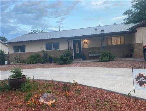 Photo of 3708 ALTA MONTE Avenue NE, Albuquerque, NM 87110 (MLS # 992990)