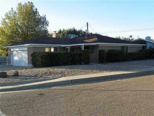 Photo of 3601 Alvarado Drive NE, Albuquerque, NM 87110 (MLS # 978991)