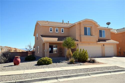 Photo of 1241 CAPITAN Street NW, Los Lunas, NM 87031 (MLS # 971993)