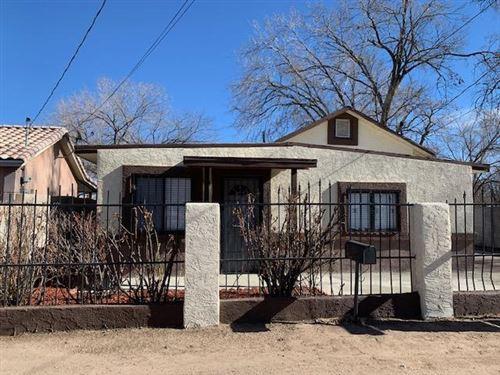 Photo of 1936 GRANADA Court SW, Albuquerque, NM 87105 (MLS # 983993)