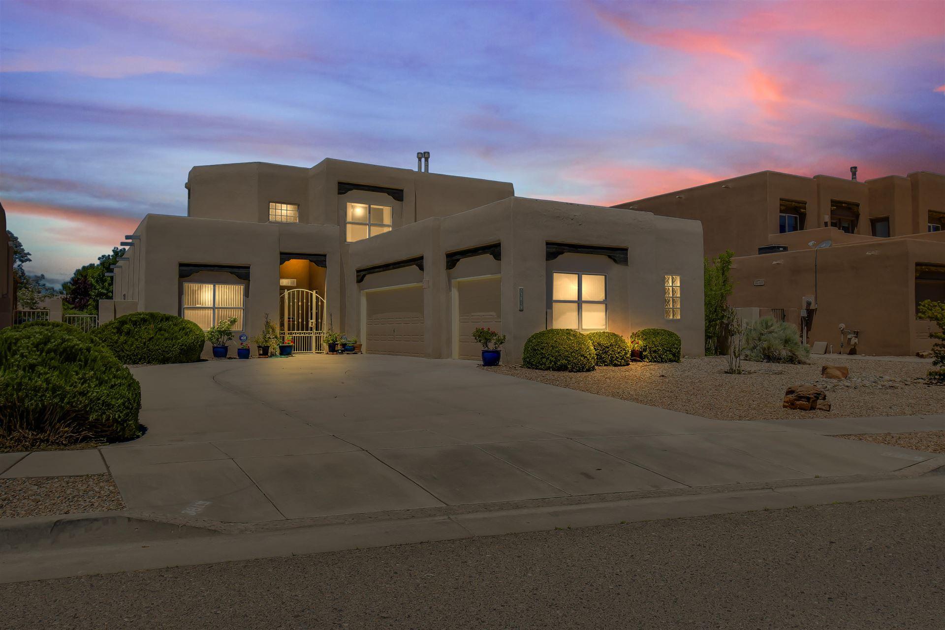 Photo of 3819 ALAMOGORDO Drive NW, Albuquerque, NM 87120 (MLS # 993993)