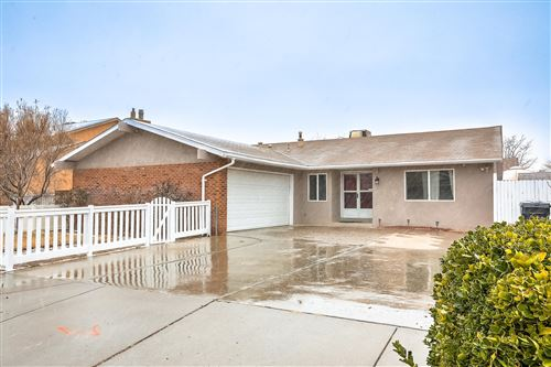 Photo of 5429 HAYES Drive NW, Albuquerque, NM 87120 (MLS # 960995)