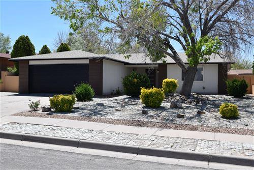 Photo of 7808 CALLE DE PLATA NE, Albuquerque, NM 87109 (MLS # 966995)