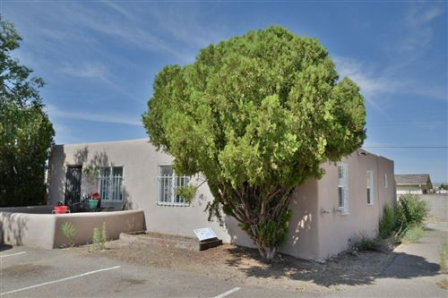 Photo of 5817 Central Avenue NW, Albuquerque, NM 87105 (MLS # 976995)