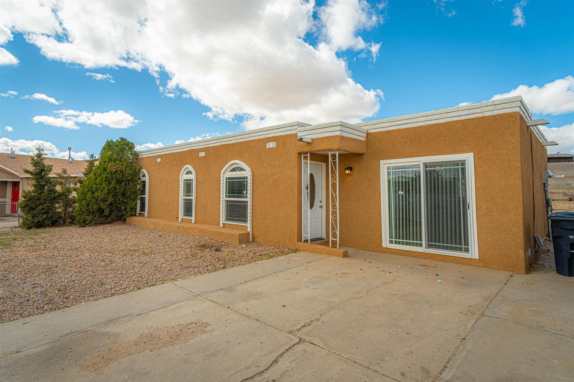 1213 SCOTTY Court SW, Albuquerque, NM 87121 - MLS#: 986997