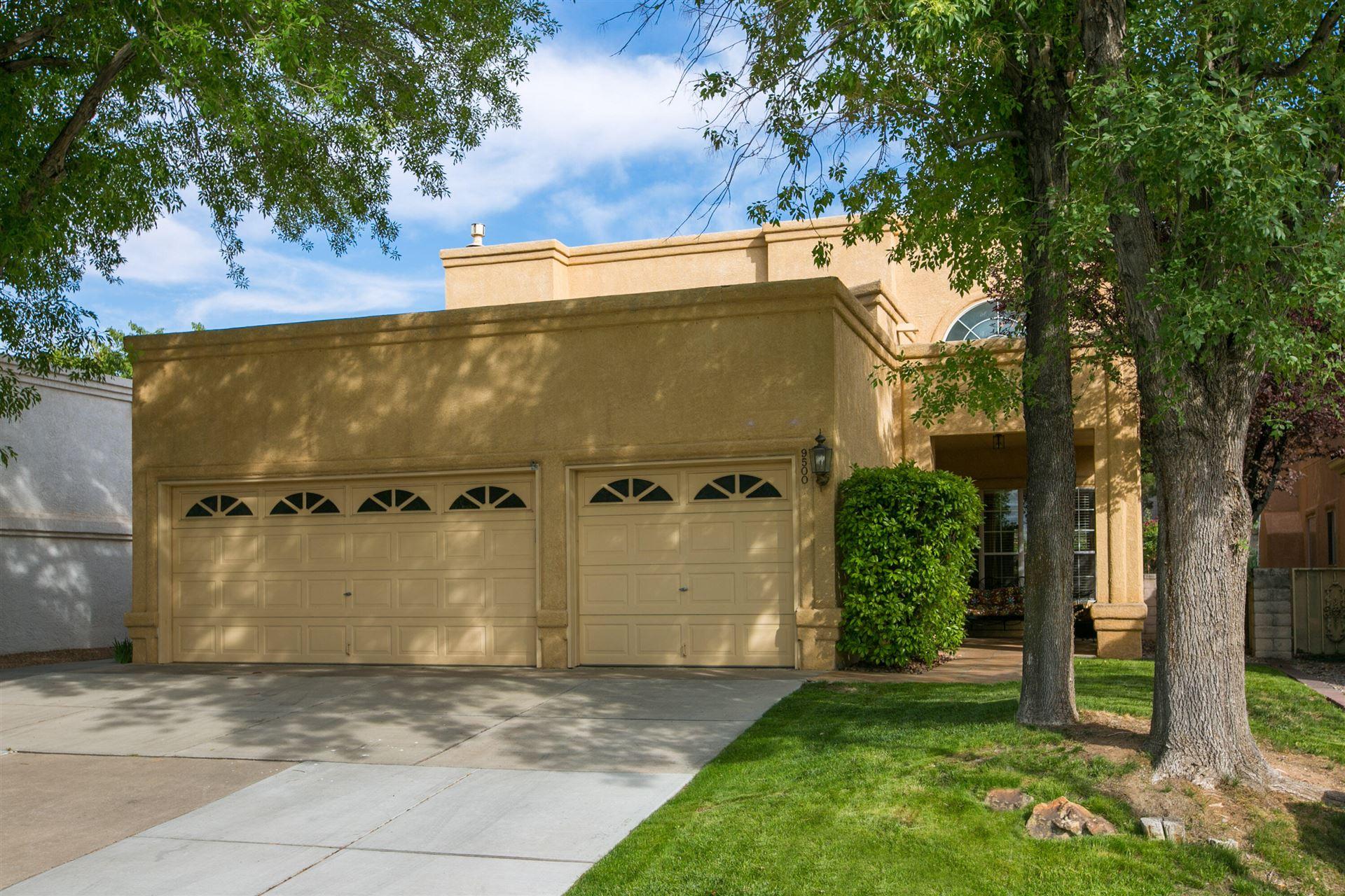 Photo of 9500 Callaway Circle NE, Albuquerque, NM 87111 (MLS # 993998)