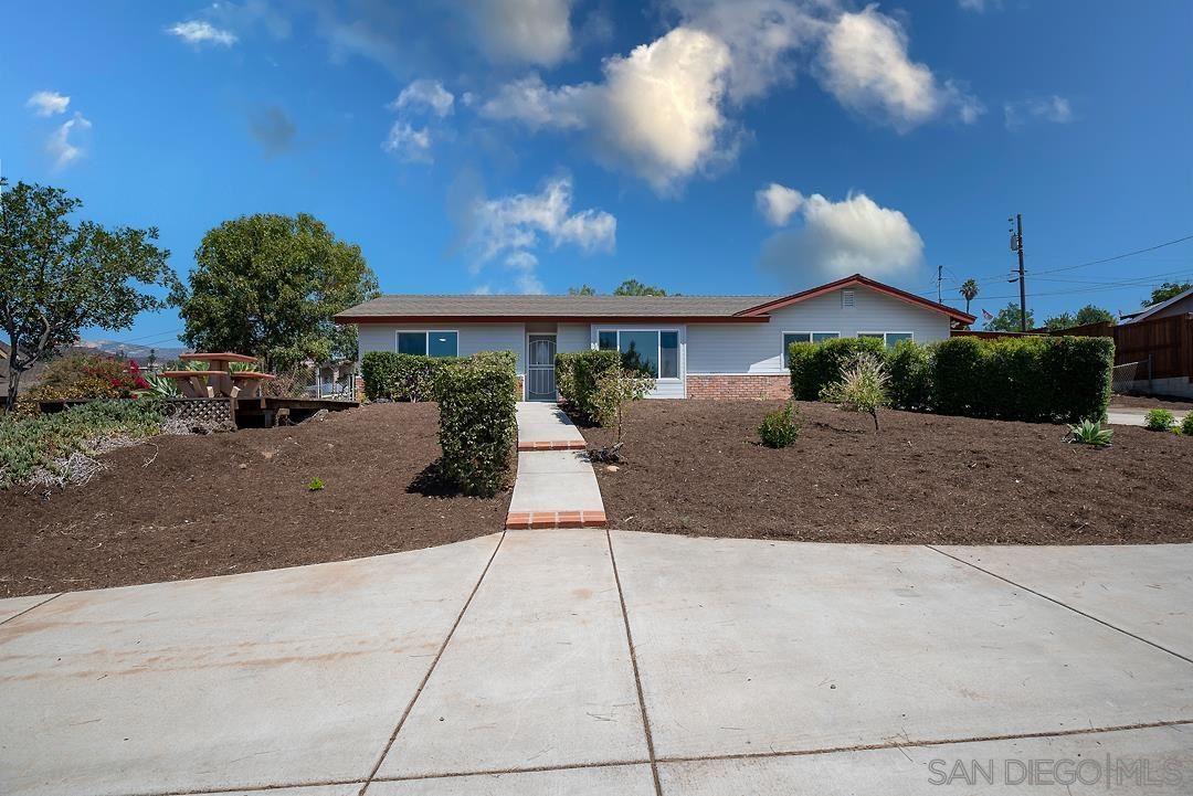 9763 Towne Ln., El Cajon, CA 92021 - #: 210023002