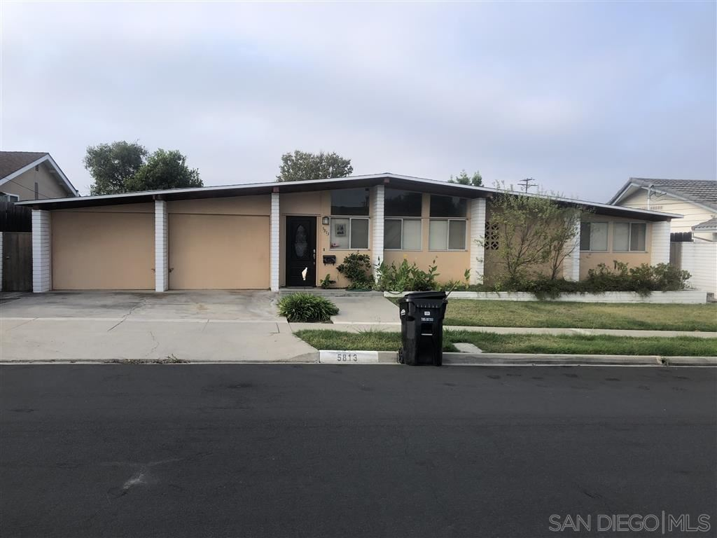 5813 Lomond Dr., San Diego, CA 92120 - MLS#: 200044003