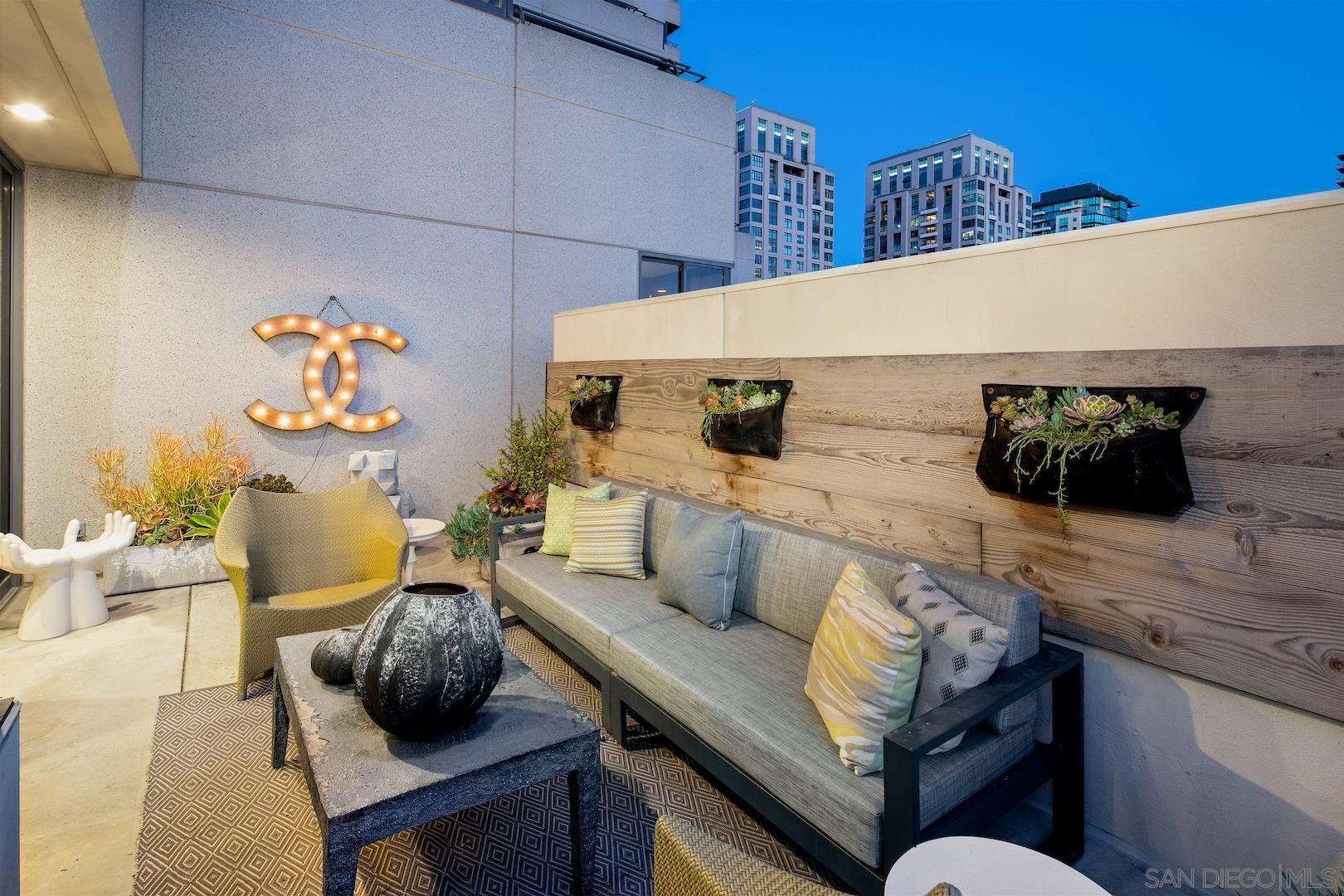 700 Front Street #505, San Diego, CA 92101 - MLS#: 210024019