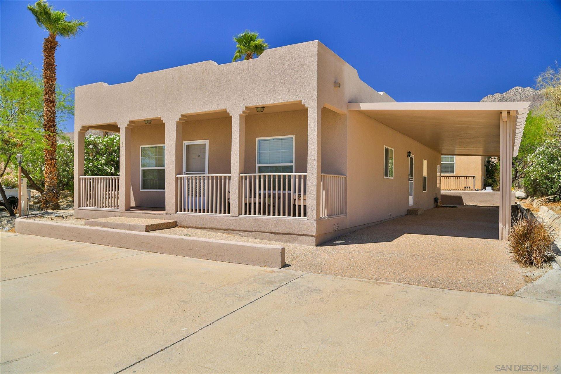 330 Palm Canyon Dr #1, Borrego Springs, CA 92004 - MLS#: 210012030