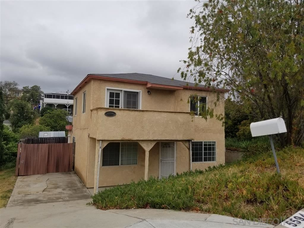 5594 San Onofre Ter, San Diego, CA 92114 - #: 200030070