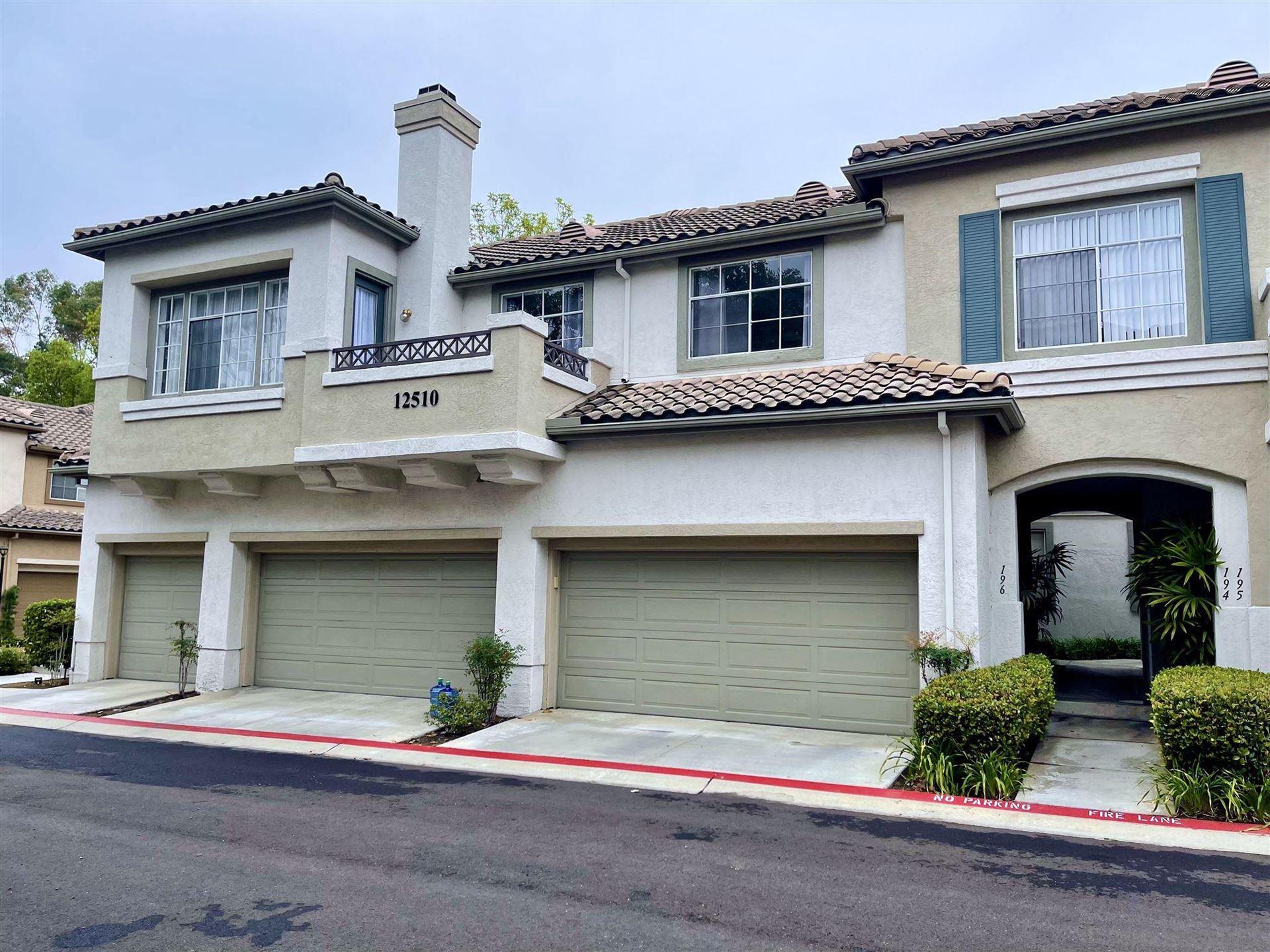 12510 Heatherton Ct #196, San Diego, CA 92128 - MLS#: 210021086