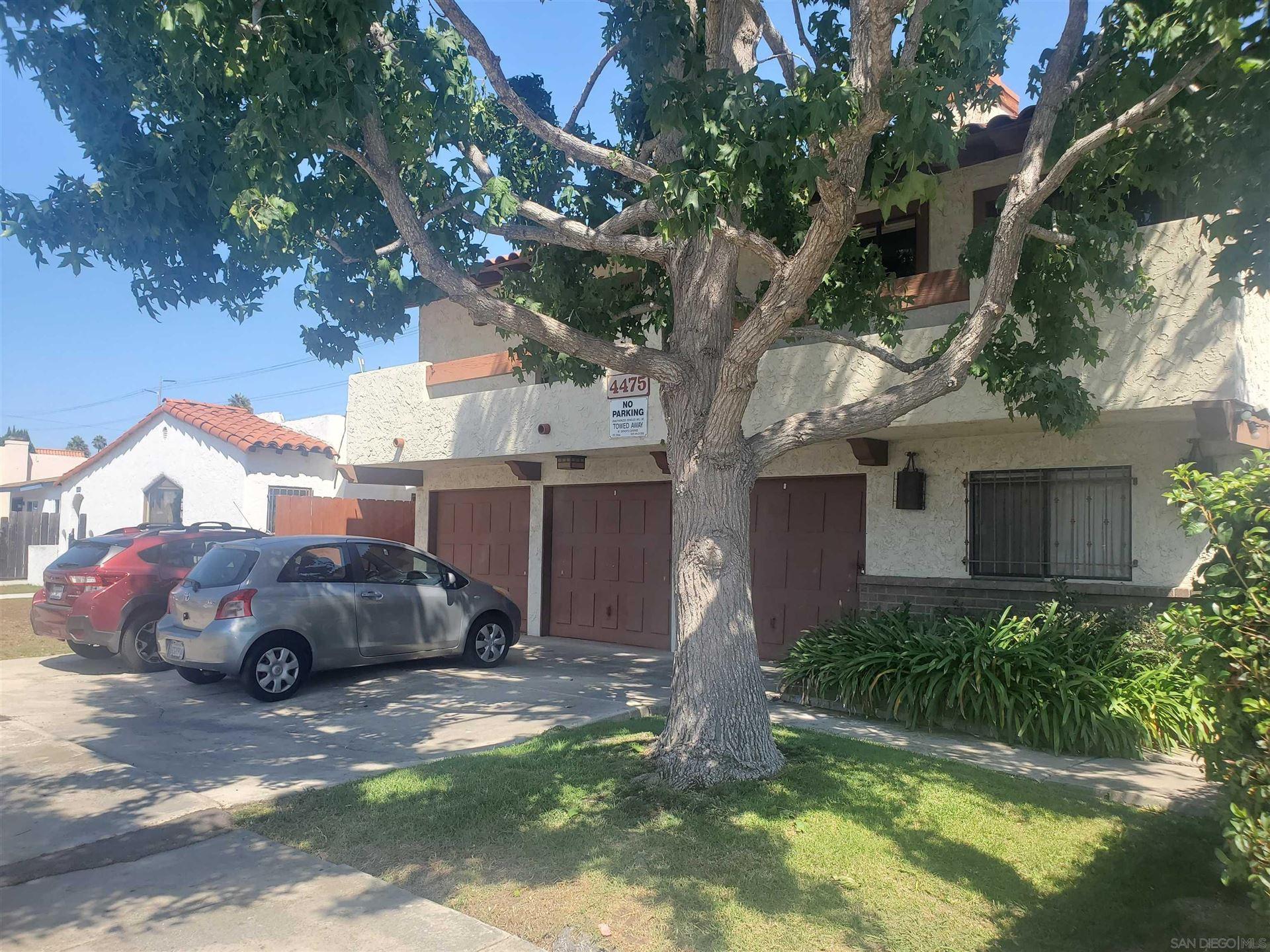 4475 UTAH ST. #2, San Diego, CA 92104 - MLS#: 210026131
