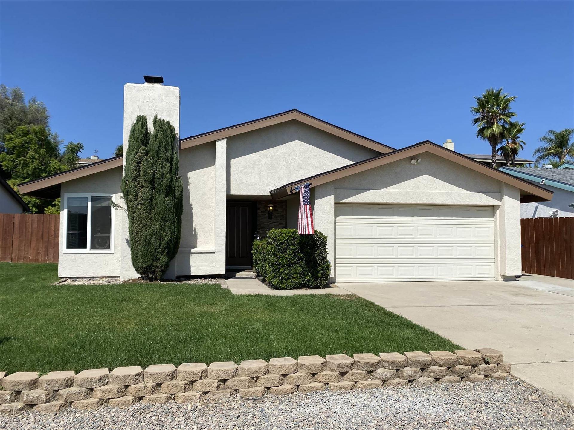 10732 2nd St., Santee, CA 92071 - MLS#: 200046136