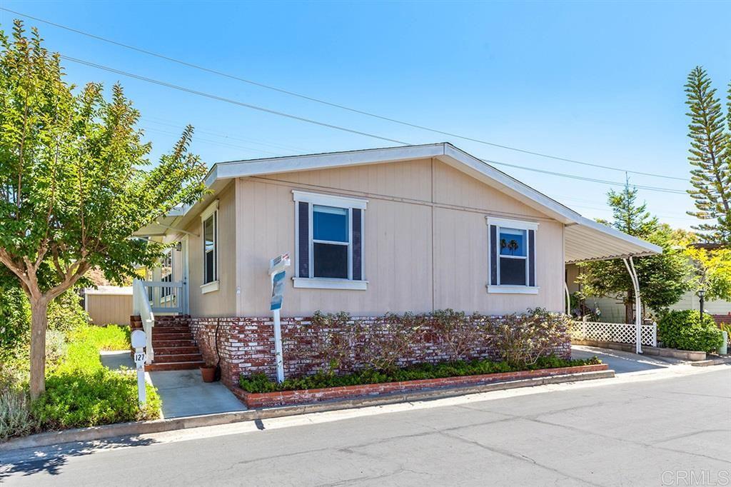 1145 E Barham Dr #127, San Marcos, CA 92078 - #: 200031164