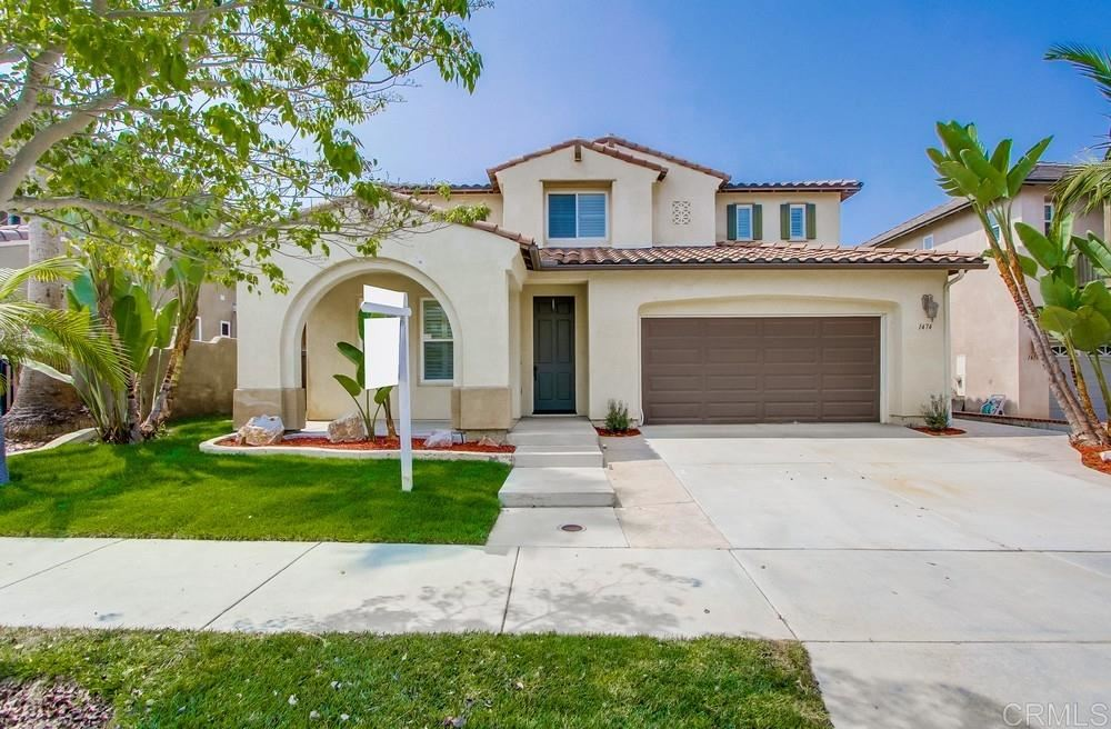 1474 Oakpoint Ave, Chula Vista, CA 91913 - MLS#: 200045164