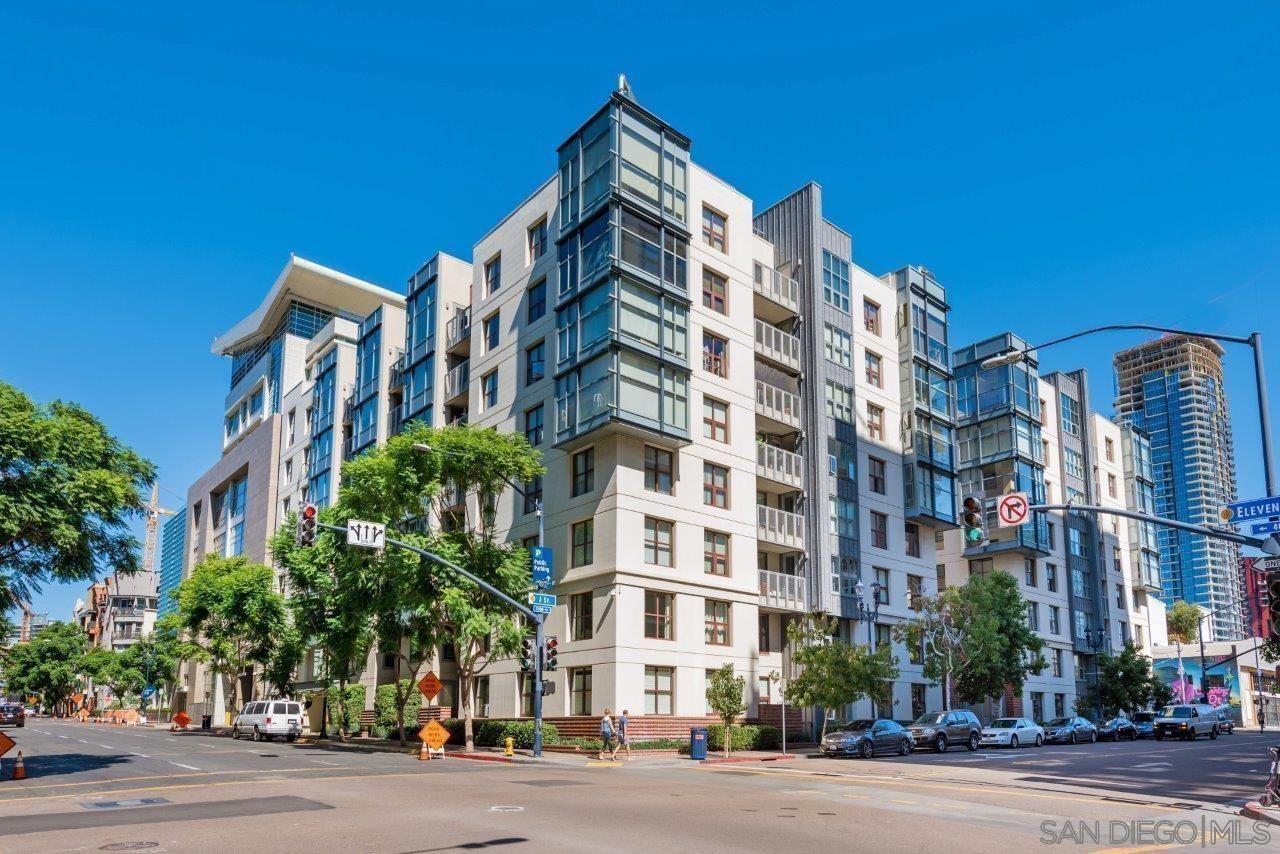 1150 J St #704, San Diego, CA 92101 - MLS#: 210025172