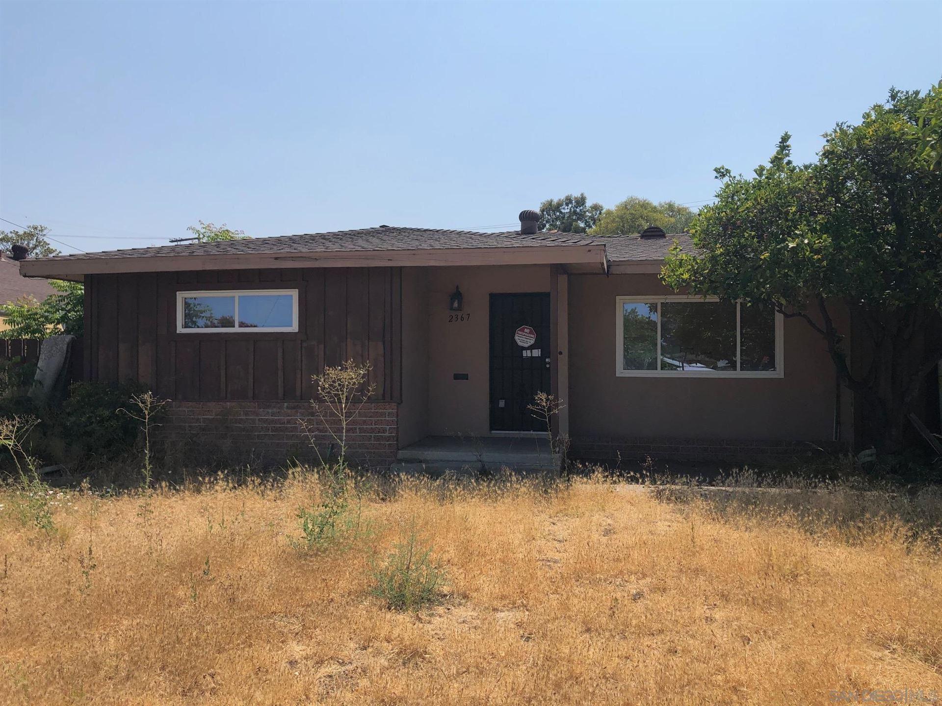 2367 Golden Ave, Lemon Grove, CA 91945 - MLS#: 210020195