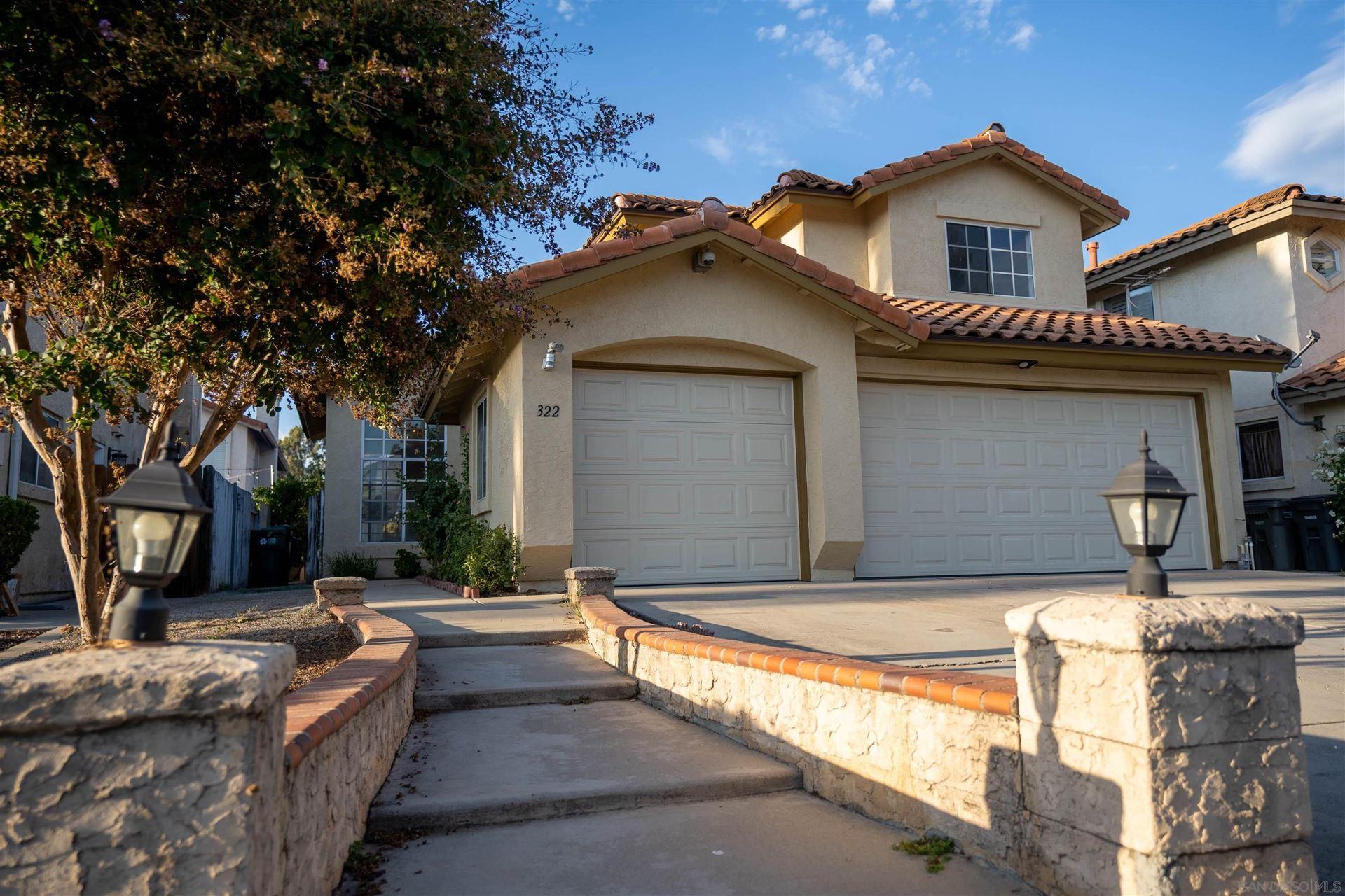 322 Valleytree Pl, Escondido, CA 92026 - MLS#: 210027204