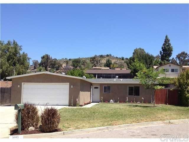 9105 Heatherdale Street, Santee, CA 92071 - #: 200038207