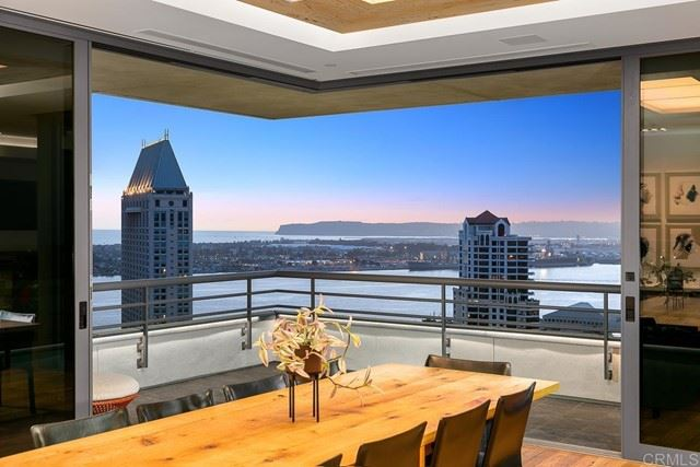 700 Front St #2403,2404,2405, San Diego, CA 92101 - MLS#: NDP2106210