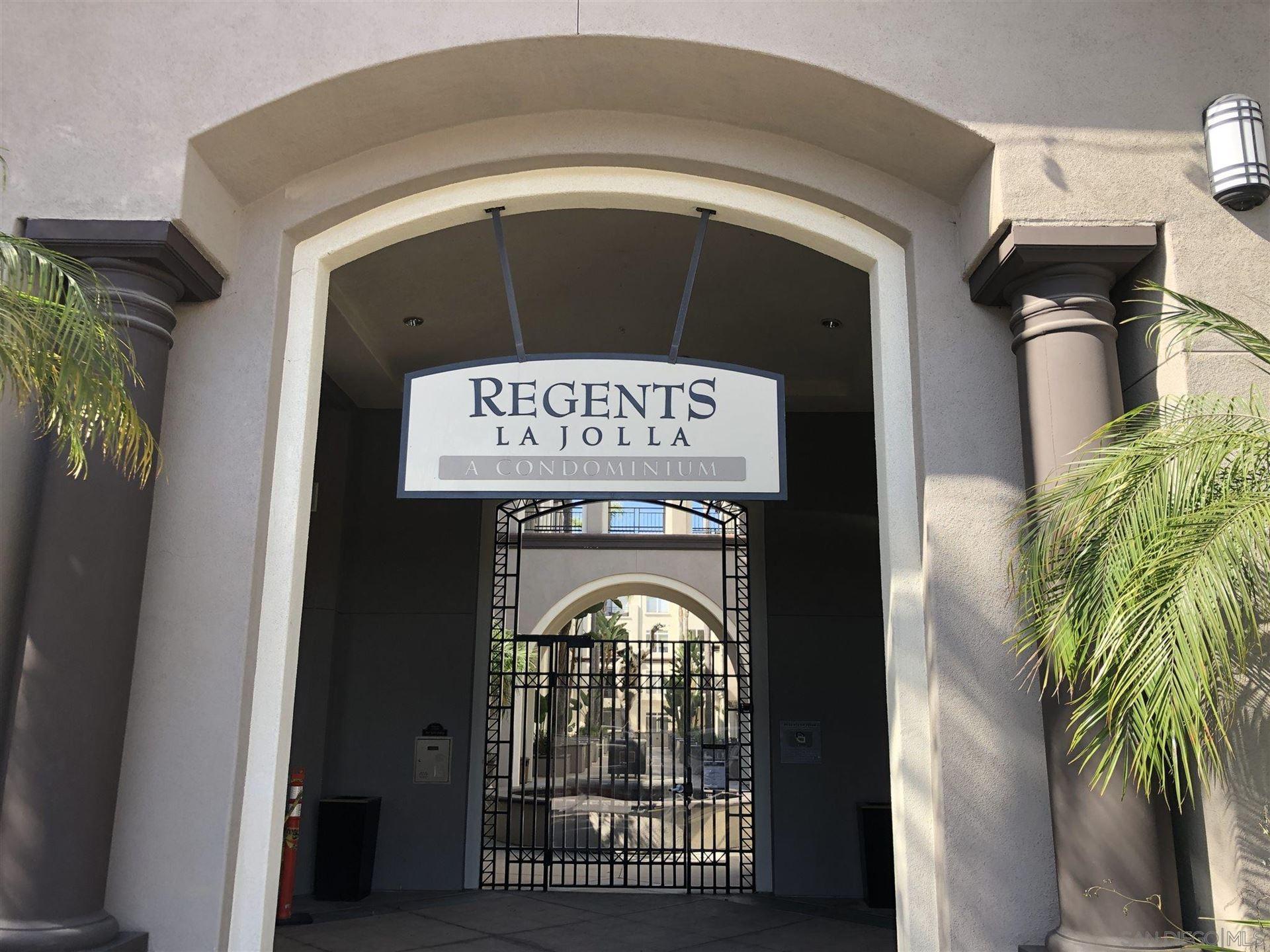 9237 Regents Rd #K225, La Jolla, CA 92037 - #: 210010211