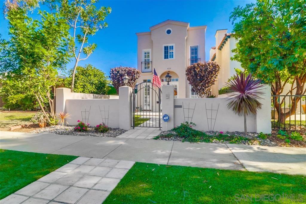 629 B Avenue, Coronado, CA 92118 - MLS#: 200020229
