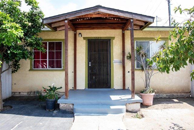 3329 Orange Avenue, San Diego, CA 92104 - MLS#: PTP2105242