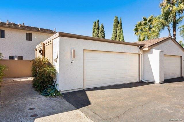 6050 Henderson Drive #22, La Mesa, CA 91942 - MLS#: PTP2107262