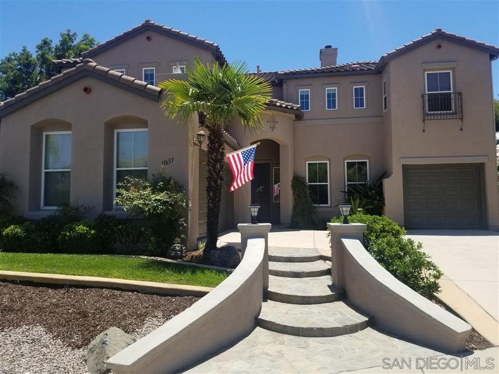 11657 Winding Ridge Drive, San Diego, CA 92131 - #: 200031265