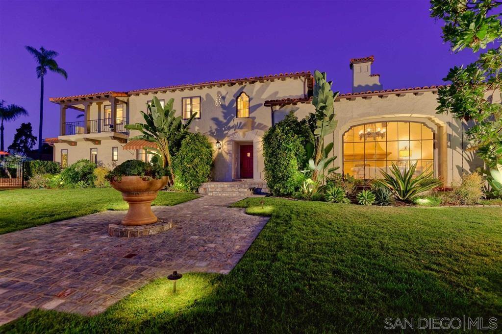 1051 Myrtle Way, San Diego, CA 92103 - #: 200038278