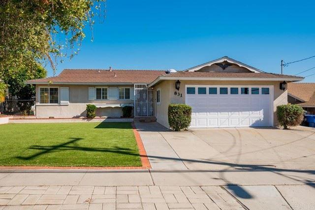 831 FLOYD AVE, Chula Vista, CA 91910 - MLS#: PTP2107292